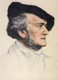 Richard Wagner in Münster
